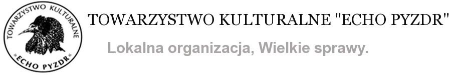 """Towarzystwo Kulturalne """"Echo Pyzdr"""""""
