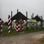 GRANICA przystanek muzeum w Borzykowie