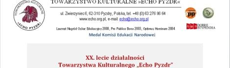 20.lecie Echa Pyzdr ...