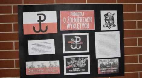 Wierni wartościom - lekcja historii w Blizanowie