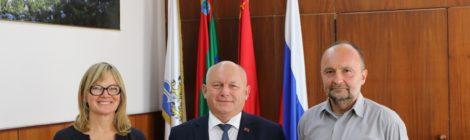 Spotkanie robocze w Naddniestrzu